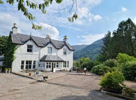 Loch Leven Hotel & Distillery, hotel in Glencoe