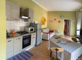 Alessandra, apartment in Finale Ligure