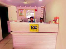 FabHotel King's Palace, hotel near Sardar Vallabhbhai Patel International Airport - AMD, Ahmedabad