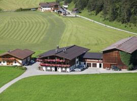 Appartements Schrambacherhof, pet-friendly hotel in Achenkirch
