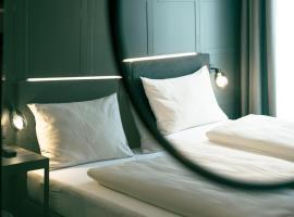 Rocket Rooms Velden, hotel in Velden am Wörthersee