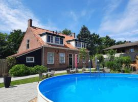 The Lucky Queen, hotel with pools in Oostkapelle