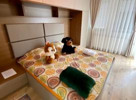 Elegant Apartment in City Centre, apartment in Pristina