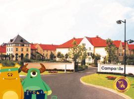 Campanile Val de France, hotel in Magny-le-Hongre