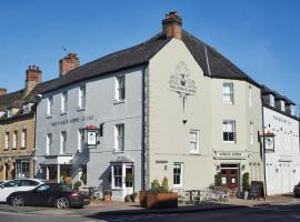 The Kings Arms, hotel near Blenheim Palace, Woodstock