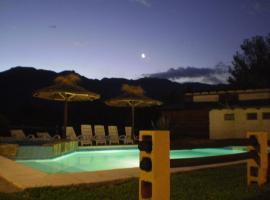 Cabañas Rio Mendoza, hotel cerca de Termas de Cacheuta, Cacheuta