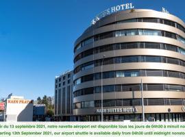 Nash Suites Airport Hotel, hôtel à Genève
