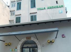 Hotel Villa Archirafi, hotel near Vucciria, Palermo