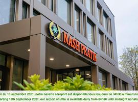 Nash Pratik Hotel, hotel in Geneva