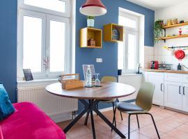 Apartment mit Industriecharme/ Netflix + WIFI & zentrumsnah, Hotel in der Nähe von: Villa Esche, Chemnitz