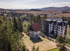 Titova Vila Zlatibor, отель в Златиборе