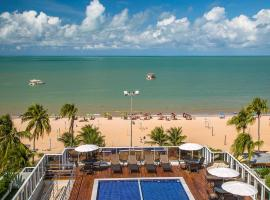 Laguna Praia Hotel, hotel em João Pessoa