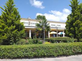 Sheki Avtovagzal Motel, hotel in Sheki