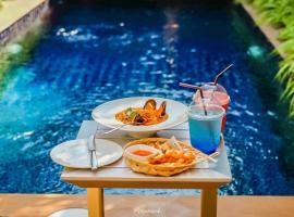 Boutique Resort Private Pool Villa - SHA Plus, villa in Ban Pa Khlok