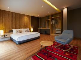 Sand Dollar Boutique Hotel, отель в городе Джомтьен-Бич