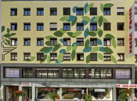 Hotel Unger, hotel in Stuttgart-Mitte, Stuttgart