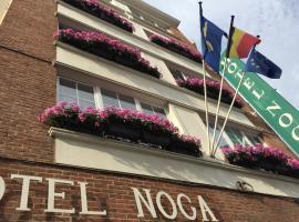 Hotel Noga, отель в Брюсселе