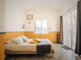 Terre en Vue, accessible hotel in La Rochelle