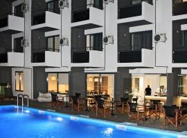 Amphitryon Boutique Hotel, hotel in Rhodes Town