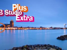StudioExtra, B&B in Dordrecht