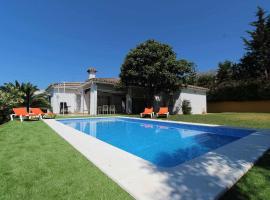 Villa Quimera en Marbella, hotell nära Marbella busstation, Marbella