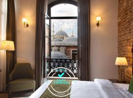 Mest Hotel Istanbul Sirkeci, hotel in Istanbul