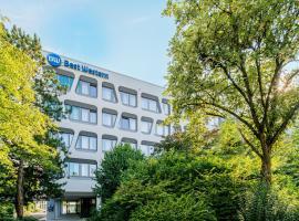 Best Western Hotel Arabellapark Muenchen, Hotel in München