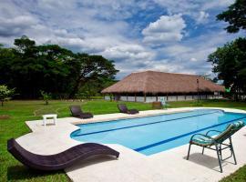 Hotel Cinaruco Caney, hotel cerca de Parque de la vida COFREM, Villavicencio