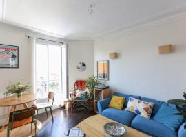 Nice COSY apartment near NATION, apartment in Paris