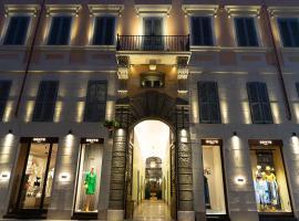 Babuino 79, apartment in Rome