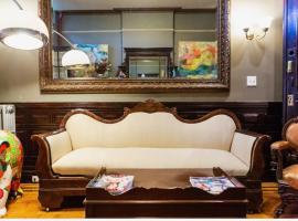 Northern Lights Mansion, bed and breakfast en Nueva York