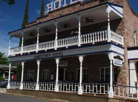 Jamestown Hotel, hotel in Jamestown
