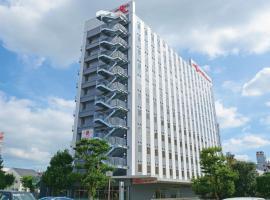 UNIZO INN Express Utsunomiya, hotel in Utsunomiya