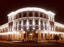 Hotel Byg, отель в Бресте