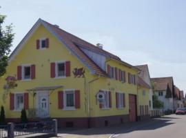 Gaestehaus Gravell, hotel in Rust
