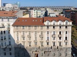 Residence De La Gare, serviced apartment in Milan