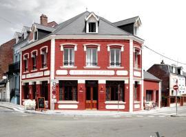 Hidden Bay Hotel, hôtel à Cayeux-sur-Mer
