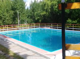 Complejo Vida Campestre, hotel en Cacheuta