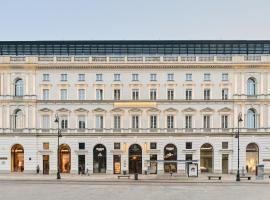 Raffles Europejski Warsaw, готель у Варшаві