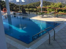 Poros Panou Villa, pet-friendly hotel in Poros
