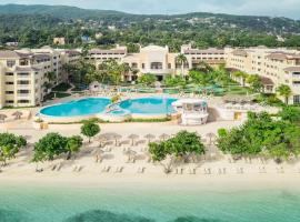 Iberostar Rose Hall Beach, accessible hotel in Montego Bay
