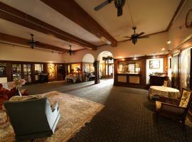Rodmay Hotel, hotel em Powell River