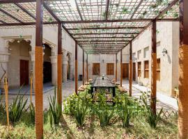 Heritage home inn - former residence of the King, hotel in Dubai