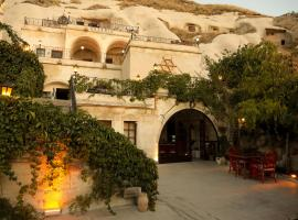 Asteria Cave Hotel, accessible hotel in Göreme