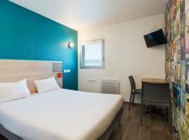 hotelF1 Igny Massy TGV、イニーのホテル