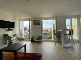 AU BORD DE L'EAU, apartment in Le Havre