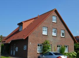 Ferienwohnungen Seeburger Weg, Hotel in der Nähe von: Deutsches Sielhafenmuseum, Carolinensiel