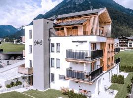 Cabin8 Alpine Flair Apartments, Ferienwohnung in Pertisau