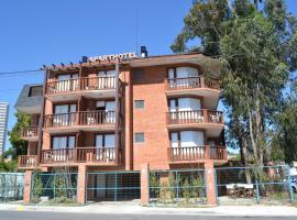 Linda Vista Apart Hotel, apartamento en Concón