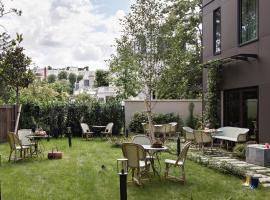 Hôtel Botaniste, hotel near Parc des Princes, Paris